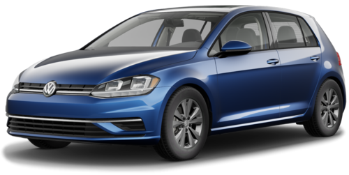 2021 Volkswagen Golf Hatchback