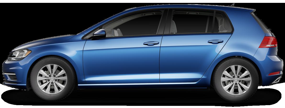 2021 Volkswagen Golf Hatchback Comfortline