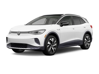 New 2021 Volkswagen ID.4 Pro S SUV Salem, OR