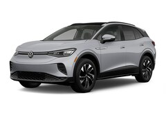 New 2021 Volkswagen ID.4 Pro S SUV WVGTMPE23MP025892 MP025892 for sale in Tulsa, OK