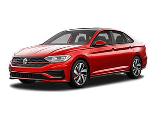 2021 Volkswagen Jetta GLI Sedan Tornado Red Black Roof