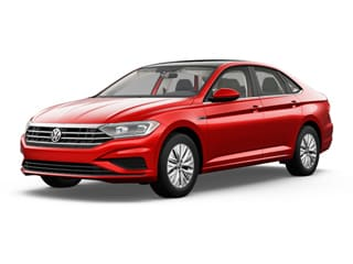 2021 Volkswagen Jetta Sedan Tornado Red