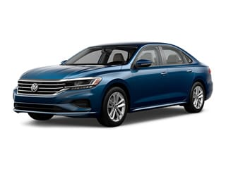 2021 Volkswagen Passat Sedan Tourmaline Blue Metallic