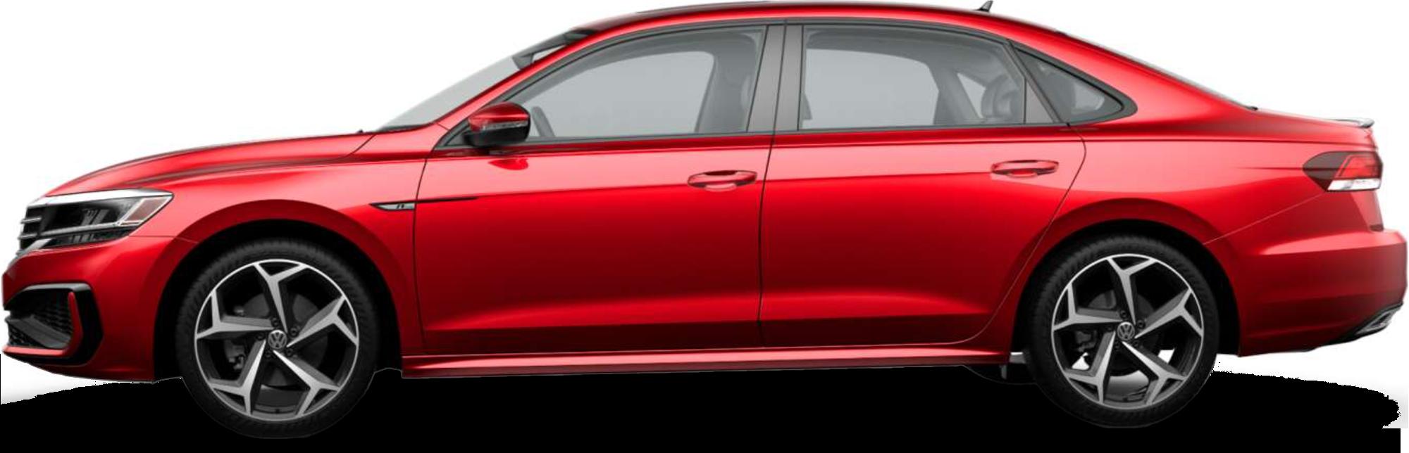 2021 Volkswagen Passat Sedan 2.0T R-Line