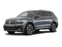 2021 Volkswagen Tiguan 2.0T SEL Premium R-Line SUV