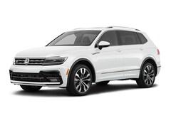 new 2021 Volkswagen Tiguan 2.0T SEL Premium R-Line SUV Vernon CT