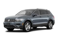 New 2021 Volkswagen Tiguan 2.0T SEL SUV for sale in Lynchburg, VA