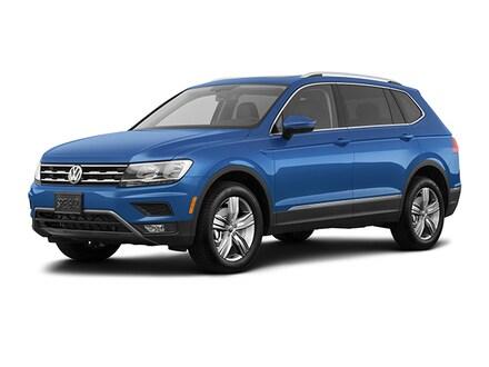 2021 Volkswagen Tiguan 2.0T SEL 4MOTION SUV