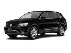 2021 Volkswagen Tiguan SEL Sport Utility