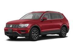 new 2021 Volkswagen Tiguan 2.0T SE SUV for sale in Savannah