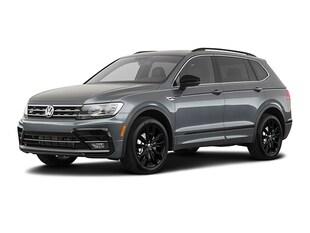 2021 Volkswagen Tiguan 2.0T SE R-Line Black 4MOTION SUV