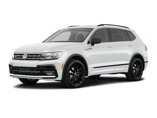 2021 Volkswagen Tiguan 2.0T SE R-Line Black FWD SUV