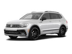 2021 Volkswagen Tiguan SE R-Line Black Sport Utility