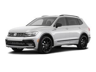 New 2021 Volkswagen Tiguan 2.0T SE R-Line Black SUV for sale in Mandeville, LA