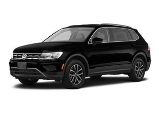 2021 Volkswagen Tiguan 2.0T SE 4motion SUV