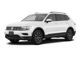New 2021 Volkswagen Tiguan 2.0T SE 4motion SUV for sale in Atlanta, GA