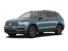 New 2021 Volkswagen Tiguan 2.0T SE 4MOTION SUV for sale in Fort Collins CO