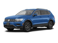 New 2021 Volkswagen Tiguan 2.0T S 4MOTION SUV For Sale In Lowell, MA