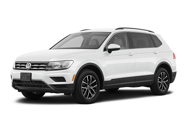 2021 Volkswagen Tiguan SUV