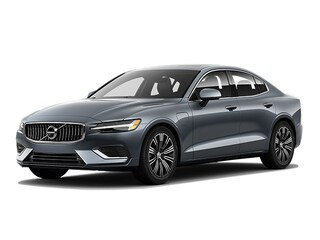 New 2021 Volvo S60 Recharge Plug-In Hybrid T8 Inscription Sedan Los Angeles California