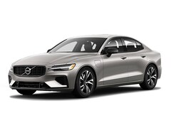 2021 Volvo S60 Recharge Plug-In Hybrid T8 R-Design Sedan for Sale at Volvo Cars Palo Alto