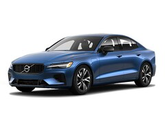 New 2021 Volvo S60 Recharge Plug-In Hybrid T8 R-Design Sedan near Asheville, NC