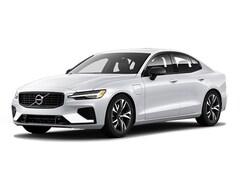 New 2021 Volvo S60 Recharge Plug-In Hybrid T8 R-Design Sedan 7JRBR0FM0MG081217 for Sale in Alexandria, VA