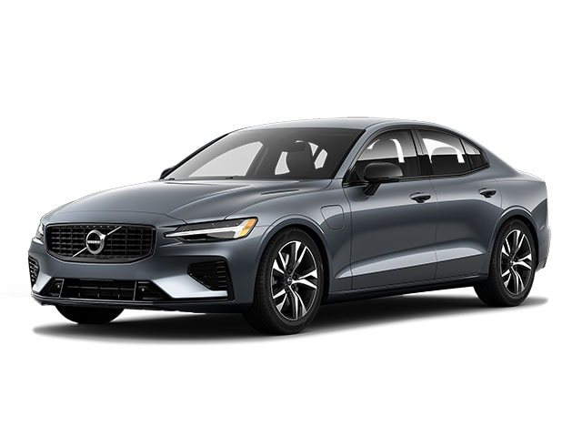 Volvo S-60 Recharge Plug-In Hybrid