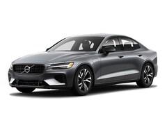 New 2021 Volvo S60 Recharge Plug-In Hybrid T8 R-Design Sedan 7JRBR0FM0MG095912 in Glen Cove, NY