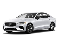New 2021 Volvo S60 T5 R-Design Sedan V21377 for Sale in Schaumburg, IL at Patrick Volvo Cars