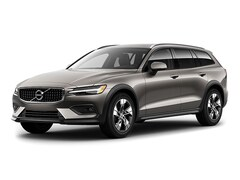 New 2021 Volvo V60 Cross Country T5 Wagon in Rockland, MA