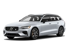 for sale in buford at volvo cars mall of georgia 2021 Volvo V60 Recharge Plug-In Hybrid T8 Polestar Wagon new