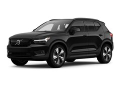 New 2021 Volvo XC40 Recharge Pure Electric P8 R-Design SUV in Norwood, MA