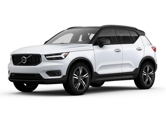 New 2021 Volvo XC40 T5 R-Design SUV for sale in Houston, TX