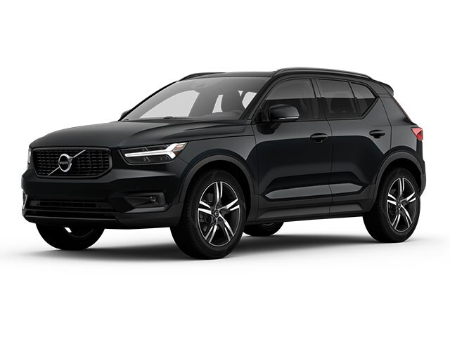Featured New 2021 Volvo XC40 T5 R-Design SUV for sale near you in Ann Arbor, MI