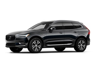 New 2021 Volvo XC60 Recharge Plug-In Hybrid T8 Inscription Expression SUV in Sacramento