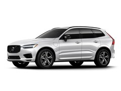 New 2021 Volvo XC60 Recharge Plug-In Hybrid T8 R-Design SUV YV4BR0DM2M1697907 for Sale in Bellevue, WA