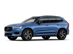 New Volvo in 2021 Volvo XC60 Recharge Plug-In Hybrid T8 R-Design SUV Ontario, CA
