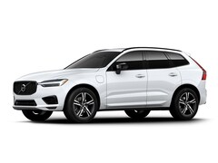 New 2021 Volvo XC60 Recharge Plug-In Hybrid T8 R-Design SUV in Chicago