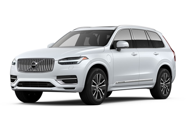 New 2021 Volvo Xc90 Recharge Plug In Hybrid T8 Inscription Expression 7 Passenger In Crystal White For Sale In Lawrenceville Nj