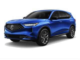 New 2022 Acura MDX SH-AWD with A-Spec Package SUV Honolulu, HI
