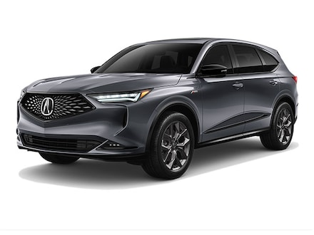 2022 Acura MDX SH-AWD with A-Spec Package SH-AWD w/A-Spec Package
