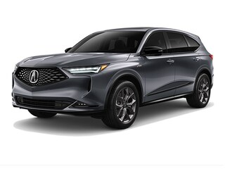 New 2022 Acura MDX SH-AWD with A-Spec Package SUV for Sale in Centerville OH at Superior Acura of Dayton