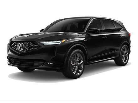 Featured New 2022 Acura MDX SH-AWD with A-Spec Package SUV for sale in Ardmore, PA