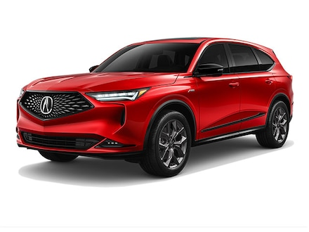 New 2022 Acura MDX SH-AWD with A-Spec Package SUV For Sale in St. Louis