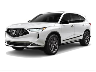New 2022 Acura MDX SH-AWD with A-Spec Package SUV for Sale in Fairfield OH at Superior Acura