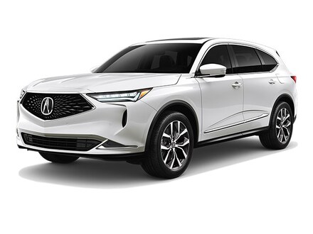 2022 Acura MDX w/Technology Package SH-AWD SUV
