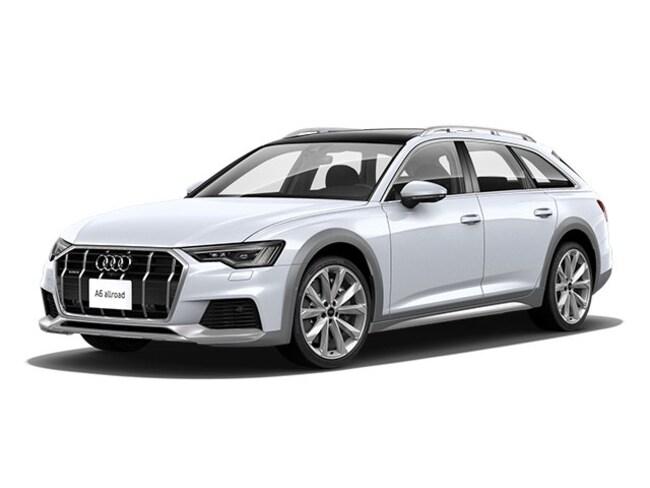 2022 Audi A6 allroad 55 Premium Plus Wagon