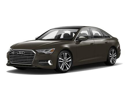 2022 Audi A6 45 Premium Plus Sedan