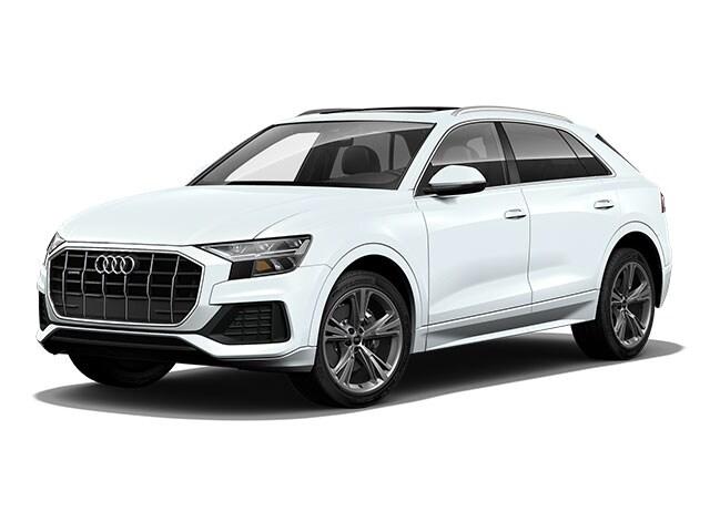 2022 Audi Q8 55 Premium Plus SUV
